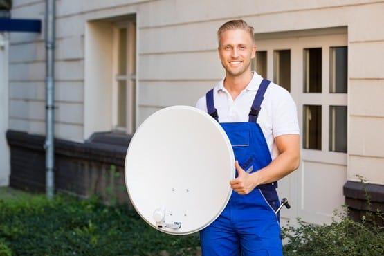 Uydu Çanak Anten Montajı