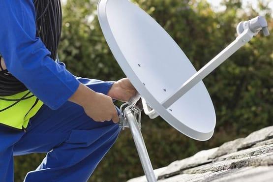 Çanak Anten Montajı